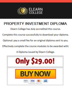 Elearn Property Investment